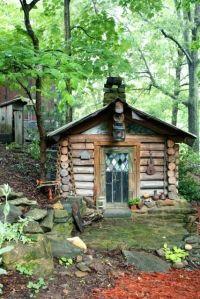 Best 20+ Tiny Log Cabins ideas on Pinterest | Tiny cabins ...