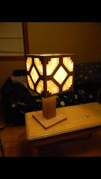 Minecraft Lamp Ideas | www.imgkid.com - The Image Kid Has It!