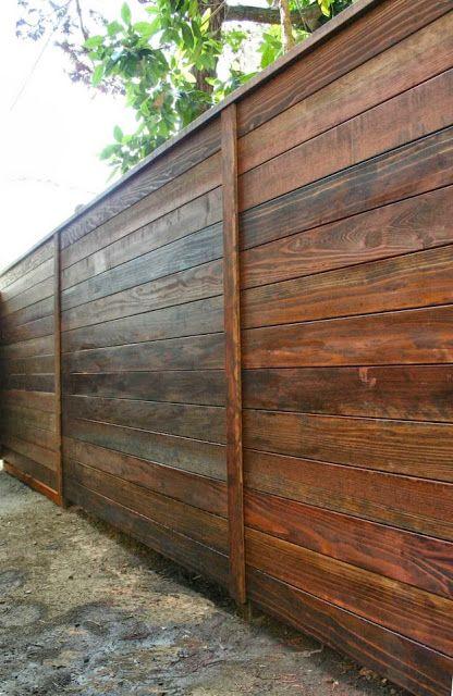 1000+ Ideas About Horizontal Fence On Pinterest   Fence, Fence