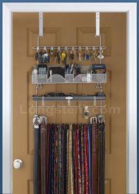 94 best images about Tie Storage Ideas on Pinterest | Belt ...