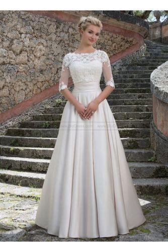 sincerity bridal reasonable wedding dresses Sincerity Bridal Wedding Dresses Style Grace Kelly inspired ball gown USD 00 56