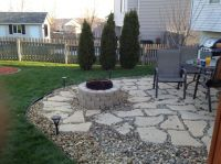 pea gravel for patio | Pea Gravel Patio Increases Natural ...
