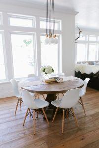 25+ best ideas about Round kitchen tables on Pinterest ...