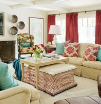 25+ best ideas about Red turquoise decor on Pinterest ...
