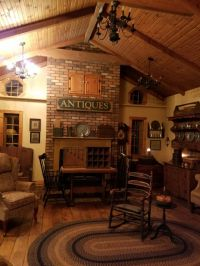 766 best images about Primitive/Colonial Rooms on ...
