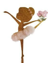 25+ best ideas about Ballerina party decorations on ...