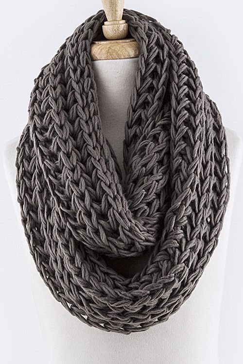1000+ ideas about Infinity Scarfs on Pinterest