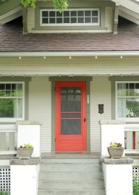 Best 25+ Painted Screen Doors ideas on Pinterest | Painted ...