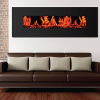 1000+ ideas about Wall Mount Electric Fireplace on ...