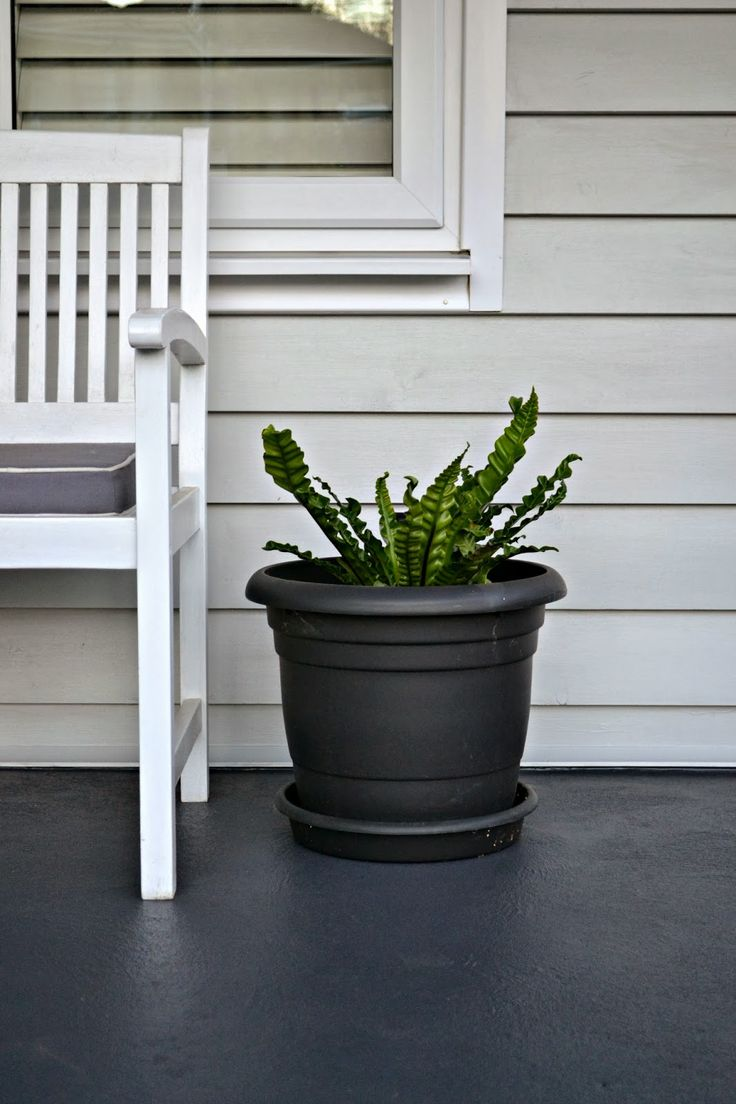 1000 Ideas About Painting Concrete Porch On Pinterest