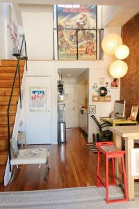 CB's Quirky & Personal Duplex | House tours, In kitchen ...