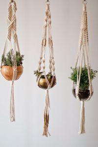 Best 10+ Macrame plant hangers ideas on Pinterest   Plant ...