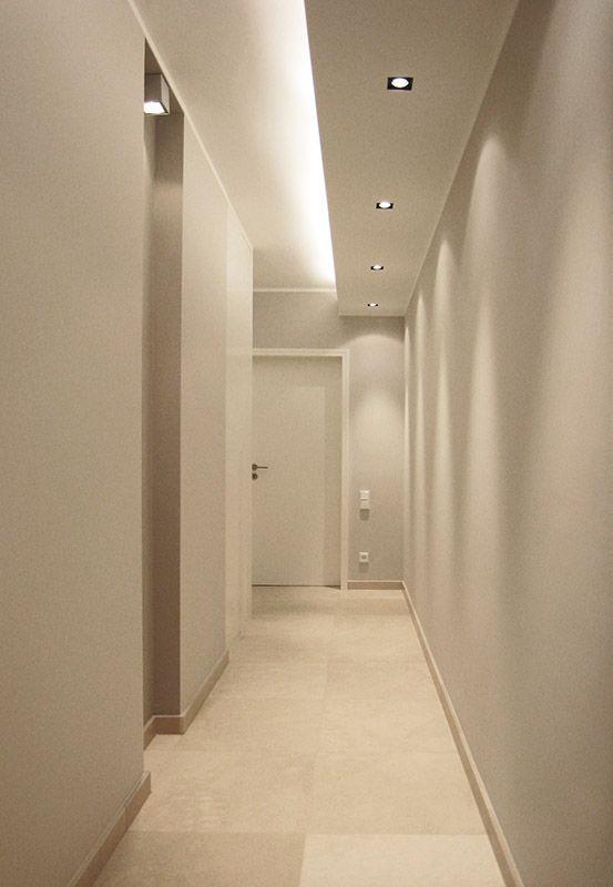 Indirekte Beleuchtung Flur Wohnzimmer Living Room