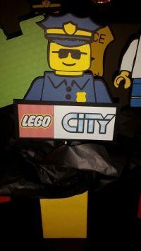 25+ best Lego City Birthday ideas on Pinterest   Lego ...