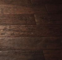 Ceramic tile that looks like real wood. Great for radiant ...