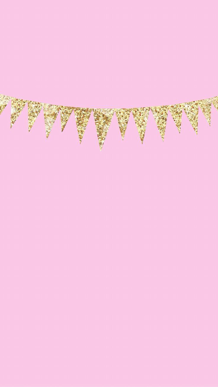 Cute Crisp Wallpapers Iphone 6 Plus Minimal Lock Screen Wallpaper Pink With