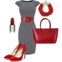 20 Professional Stylish Work Outfits For Women   Belt ...