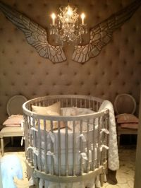 1000+ ideas about Round Cribs on Pinterest | Baby cribs ...