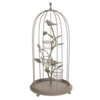 17 Best images about Bird Cage Candle Holder on Pinterest