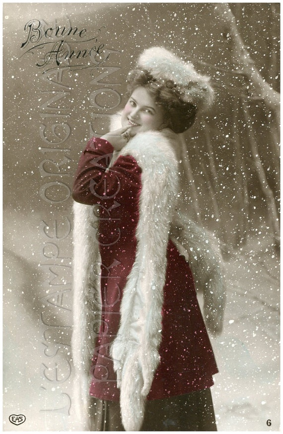 romantic christmas cards