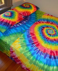 Hand Dyed Double / Full Sheet Set by wildflowerdyes.com ...