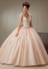 Quinceanera Dress Vizcaya Morilee 89065 Beading and ...