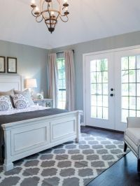 17 Best ideas about White Grey Bedrooms on Pinterest ...