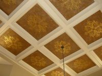 1000+ images about Stenciled and Painted Ceilings on ...
