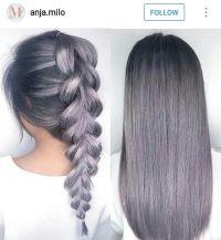 25+ great ideas about Silver hair dye on Pinterest