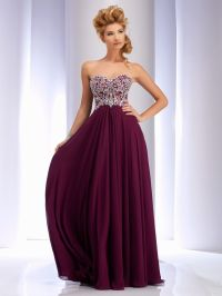 17 Best ideas about Strapless Prom Dresses on Pinterest ...