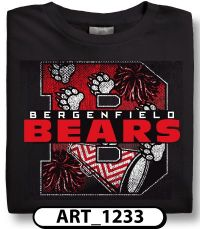 cheer tee-shirt design | Cheerleading | Pinterest ...