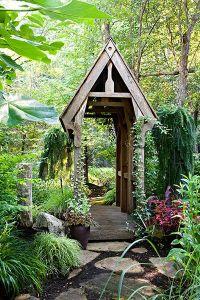 Best 25+ Outdoor garden rooms ideas on Pinterest