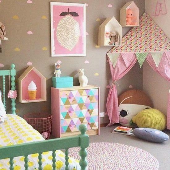 25+ melhores ideias sobre Kinderzimmer Tapete Mädchen no Pinterest - kinderzimmer tapete ideen