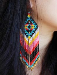 25+ best ideas about Native American Beading on Pinterest