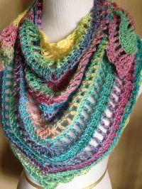 17 Best ideas about Crochet Scarf Easy on Pinterest   Easy ...