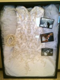 25+ best ideas about Wedding dress display on Pinterest ...