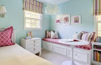 1000+ ideas about Blue Girls Bedrooms on Pinterest | Girls ...
