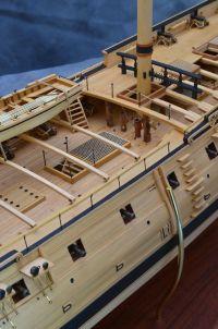 Building Wooden Model Ships