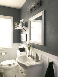 Best 25+ Dark gray bathroom ideas on Pinterest