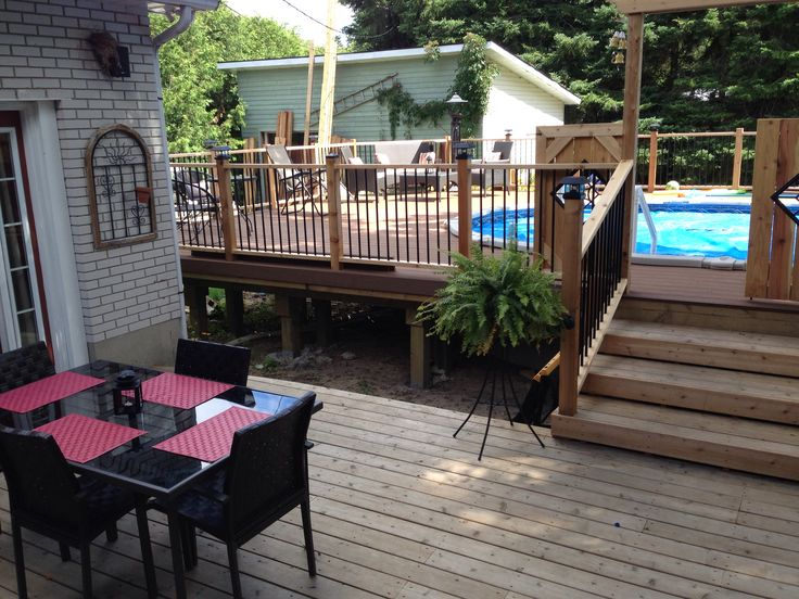 Cash Pool Jena 1000+ Ideas About Above Ground Pool Stairs On Pinterest