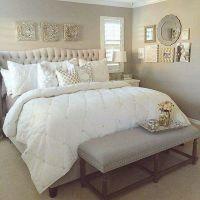 Top 25+ best White gold bedroom ideas on Pinterest | White ...