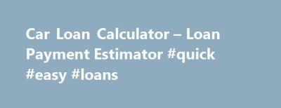 17 Best ideas about Easy Loans on Pinterest | Internet loans, Best internet plans and Best loans