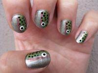 25+ best ideas about Fish Nail Art on Pinterest | Beach ...