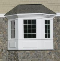 17 Best ideas about Bay Window Exterior on Pinterest ...