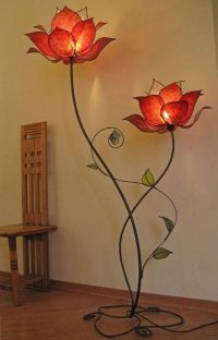 1000+ ideas about Flower Lights on Pinterest | Flower lamp ...