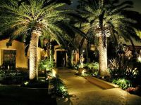 Gorgeous outdoor lighting plan Landscape Design and ...