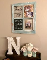 25+ best ideas about Rustic Window Decor on Pinterest ...