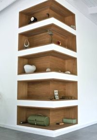 10+ best ideas about Corner Bookshelves on Pinterest ...