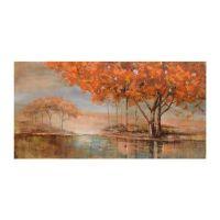 Orange Trees Canvas Art Print | Kirklands | Decorating ...