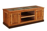 Reclaimed Wood Tv Stand Plans - WoodWorking Projects & Plans